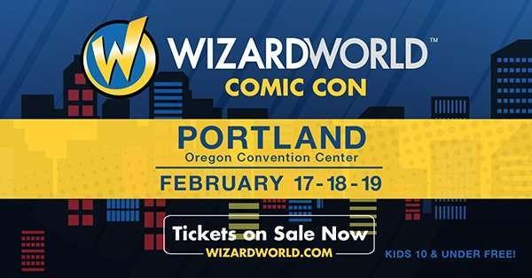 Portland Wizard World 2017