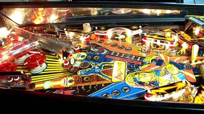 Image for Heavy Metal Pinball Lot: $250 Cash Prize Tournament – Sunday 4/3, 6pm