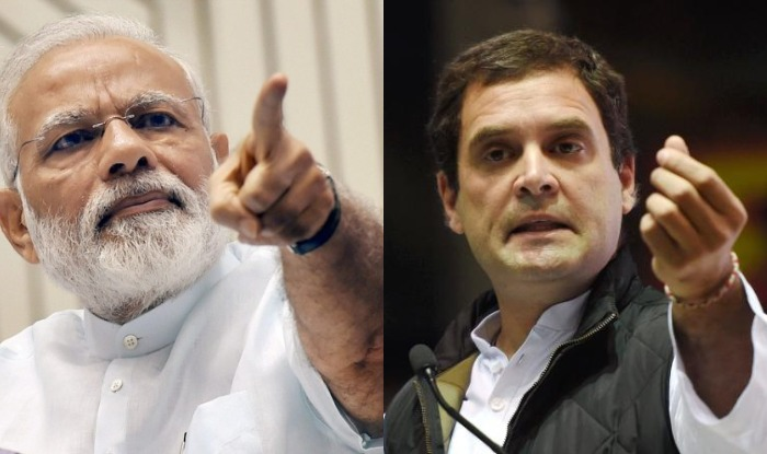 Lok Sabha election results: BJP headed to brute majority, Congress looks to save face