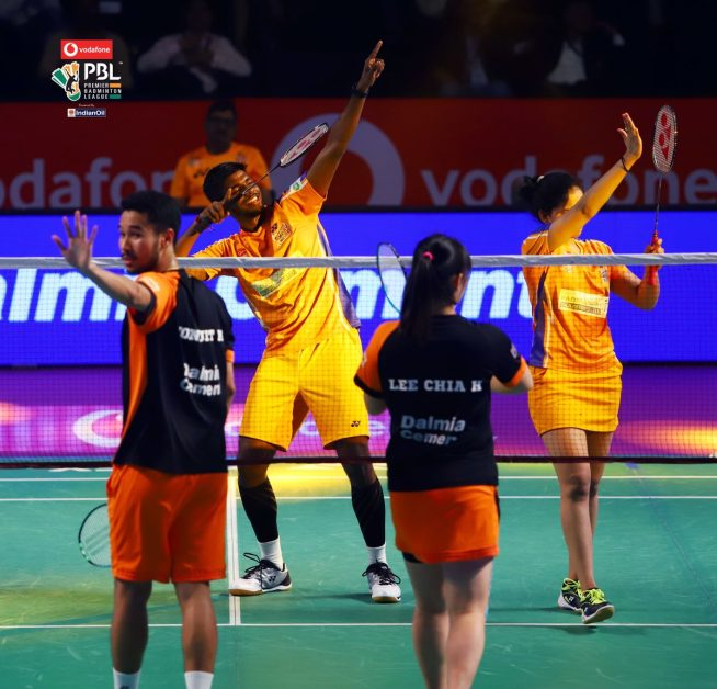 Priemere Badminton League, PBL, PBL Matches, PBL results, badminton match, Sindhu, Saina Nehwal, Sports News,