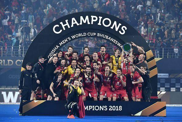 Hockey World Cup 2018 : Belgium vs Netherlands Belgium WON THE FINAL MATCH CREATS HISTORY