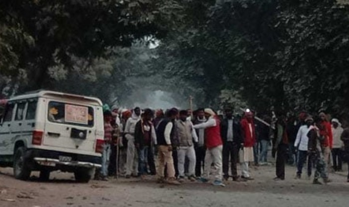 Ghazipur violence uttar pradesh Police Constable Suresh Vats nishad party BJP FIR read yogi govt five key points