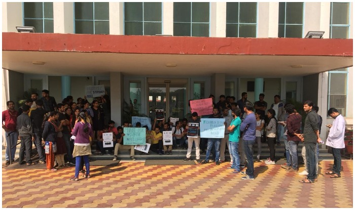 Hike Fellowship, Research scholars, NCL pune, IISER pune, Savitribai Phule University pune, NCCS pune, Research scholars protest