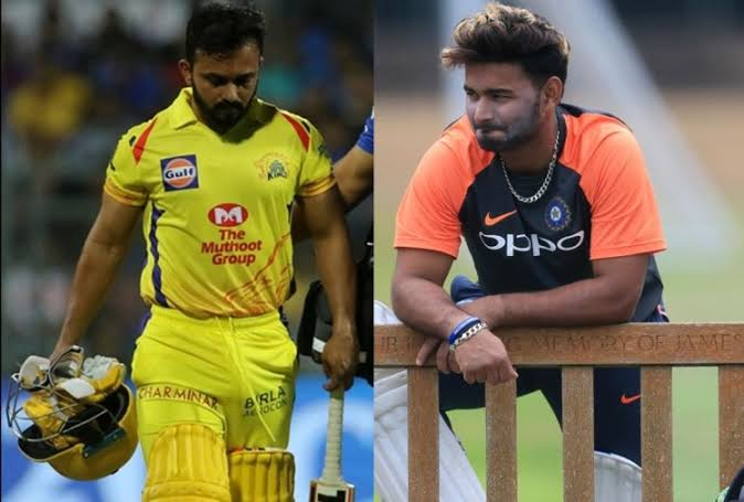 ICC Cricket World Cup : indian cricket team rishabh pant kedar jadhav virat kohli team inida