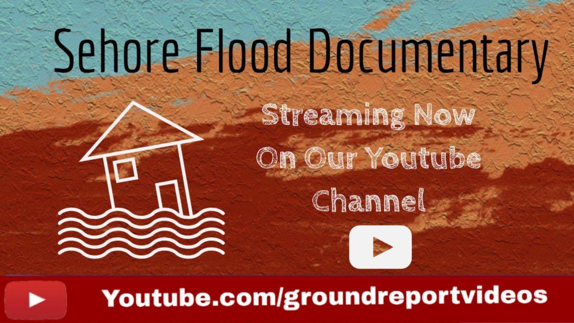 sehore flood documentry