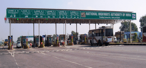 toll tax reduced 2020