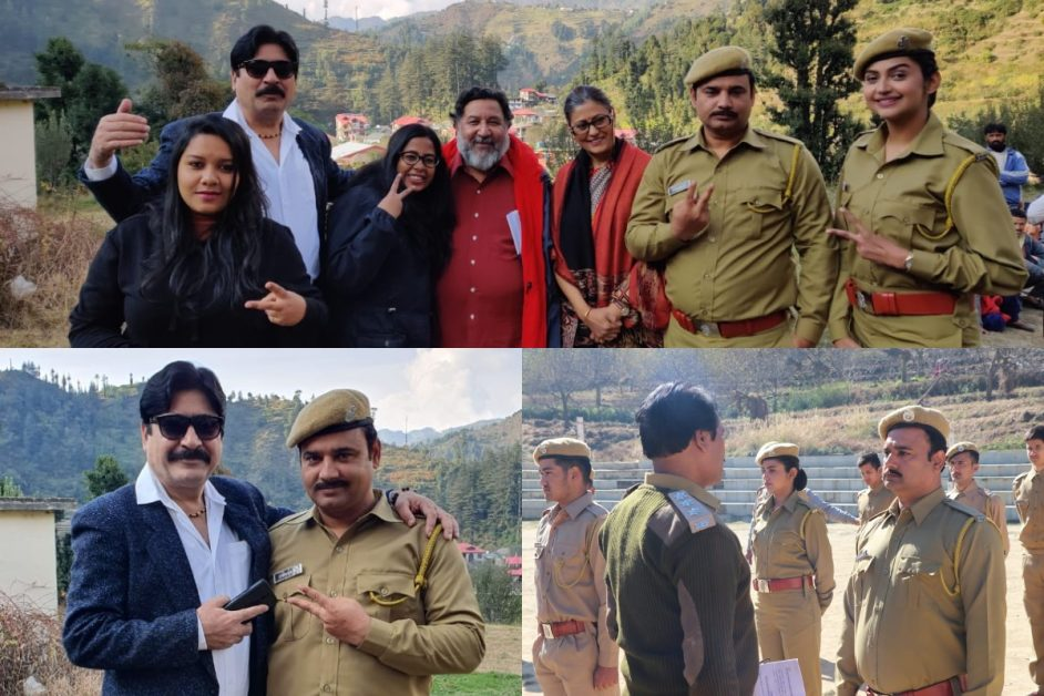 Film Van Rakshak director pawan kumar sharma actor dhirendra thakur falak khan debue film van rakshak releas soon