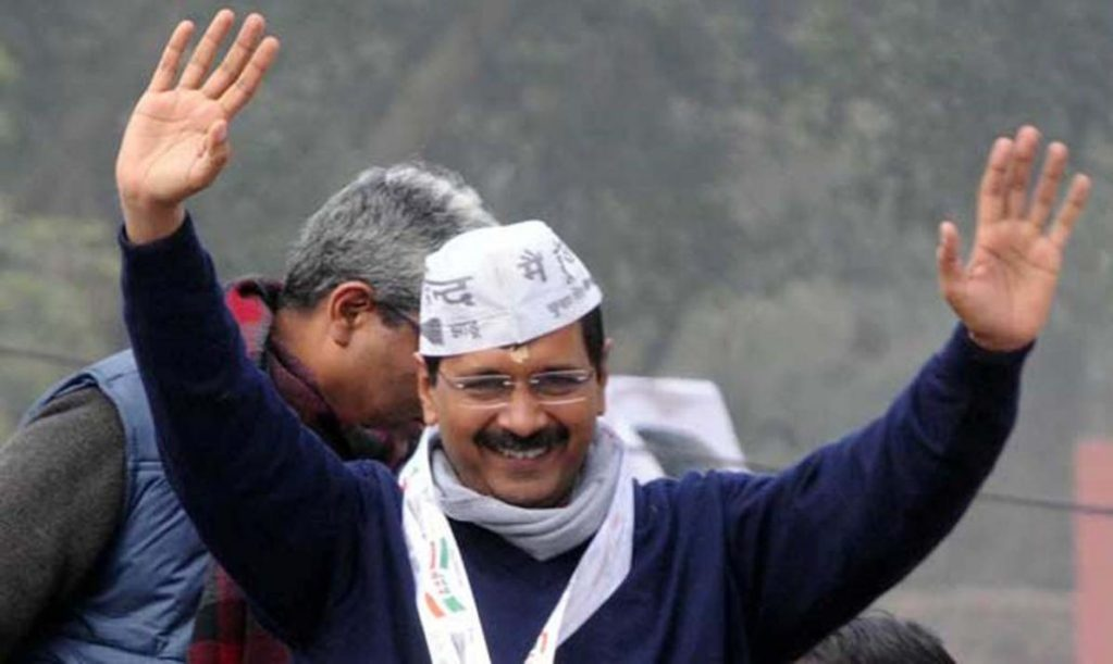 Delhi Election Result 2020 LIVE Update, Delhi Election Result 2020, Delhi Election 2020, Election Commission of India, Arvind Kejriwal, Manoj Tiwari, Rahul Gandhi, Amith Shah, PM Modi, BJP, Congress, AAP, Delhi,