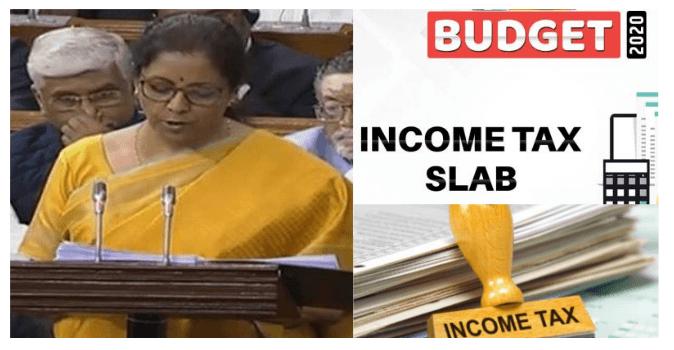 Budget 2020  Income Tax :  टैक्स स्लैब में हुए ये बड़े बदलाव