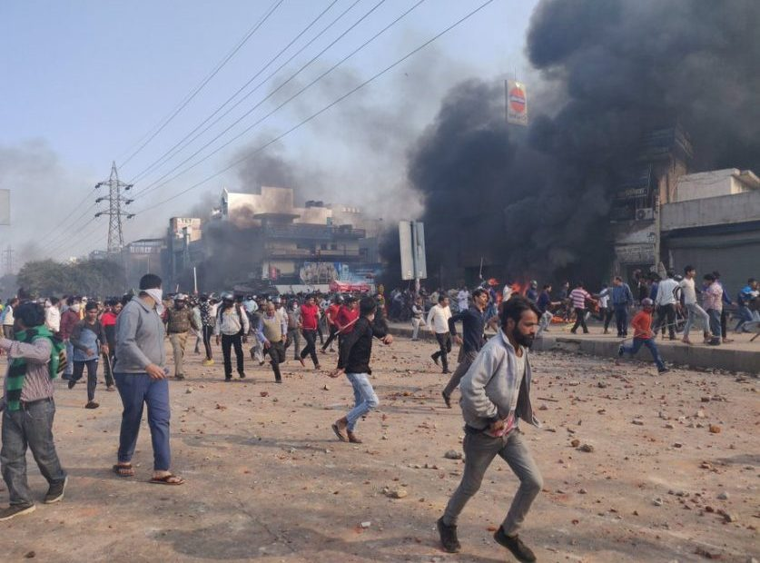 Delhi Violence Ground report