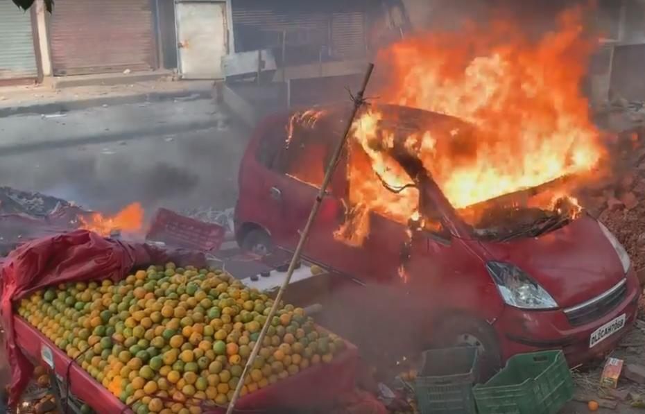 Delhi Violence, CAA Protests, Citizenship Act Protest, Anti CAB Protests, Delhi Police,