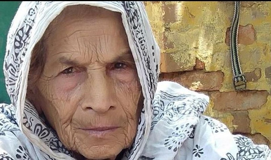 delhi violence : 85 year old elderly woman akbari burnt alive fire at home bhajanpura's gamri village