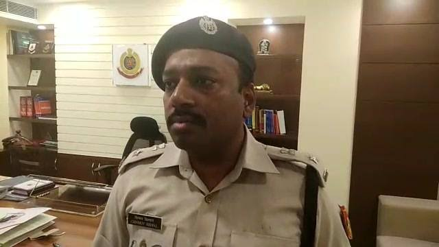 DCP South East Delhi Removed By Election Commission
