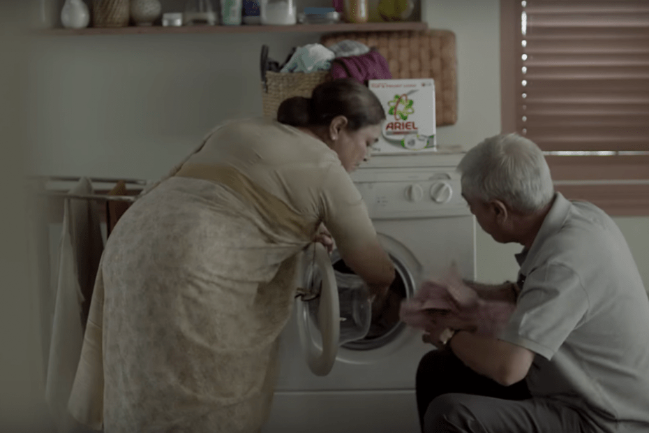 Ariel Urges Men to Share the Laundry, because 71% Women Sleep Less due to Household Work