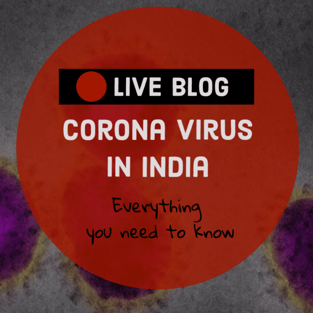 Corona Virus Live Blog Ground Report
