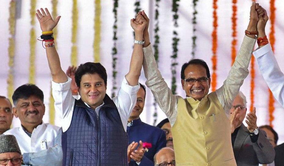 jyotiraditya scindia resignation