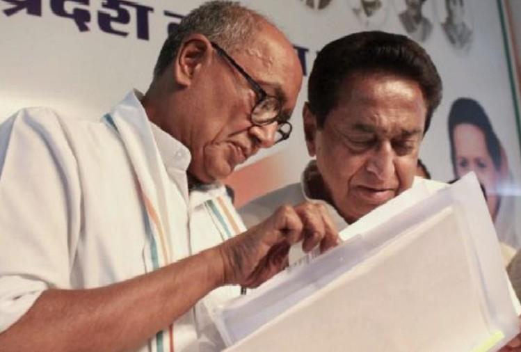 दिग्विजय बोले- बीजेपी चुनाव अधिकारियों के दम पर जीतना चाहती है उपचुनाव