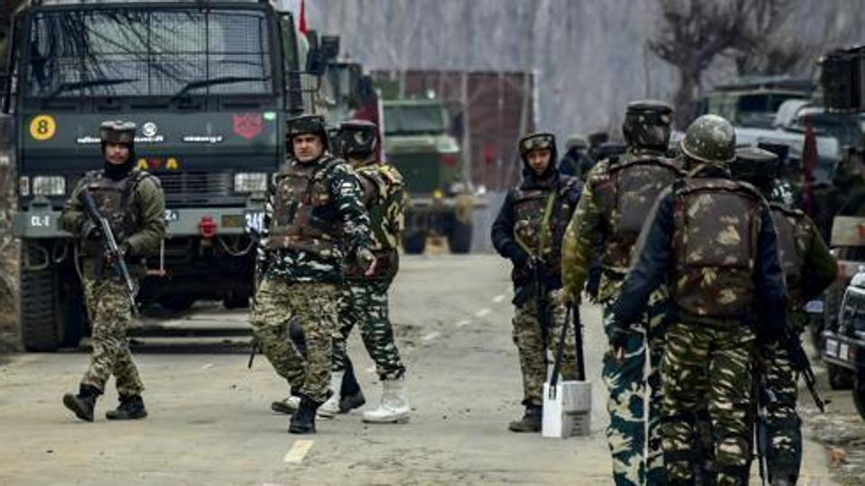 आर्टिकल 370 हटने के बाद आतंकवाद कश्मीर