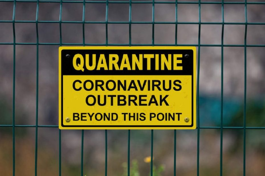 what quarantine means in coronavirus