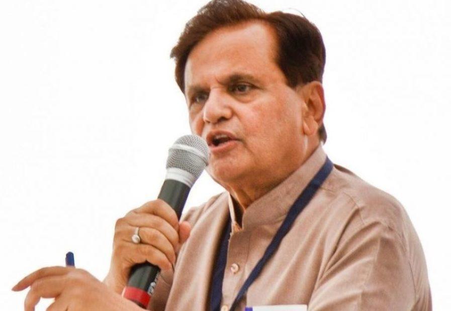 Ahmed Patel Gujrat Congress MLA Resign Ahead of rajyasabha election