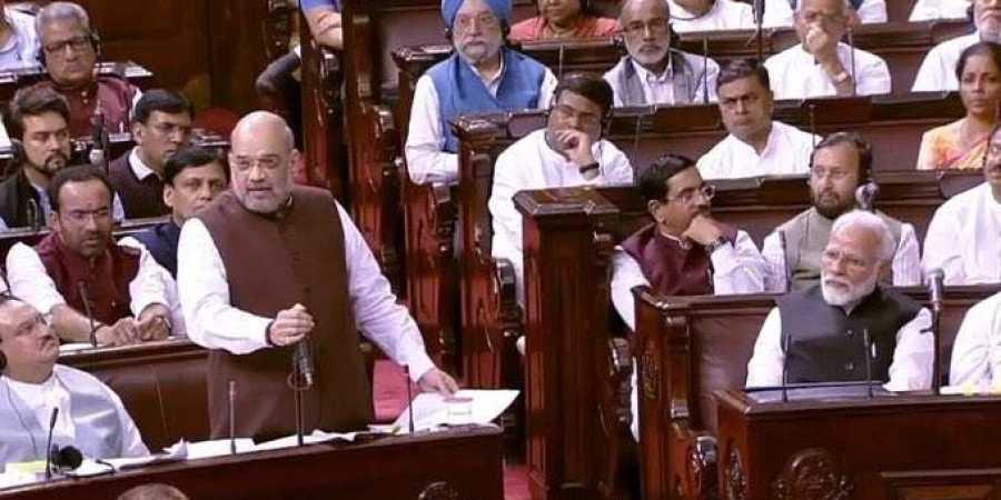 India china standoff amit shah