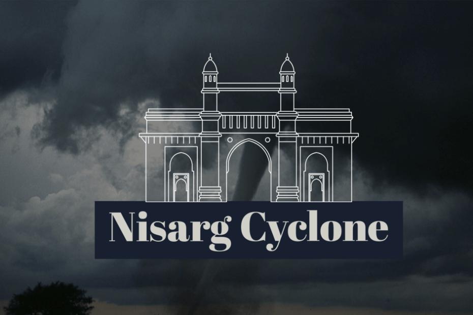 Nisarga Cyclone to hit mumbai