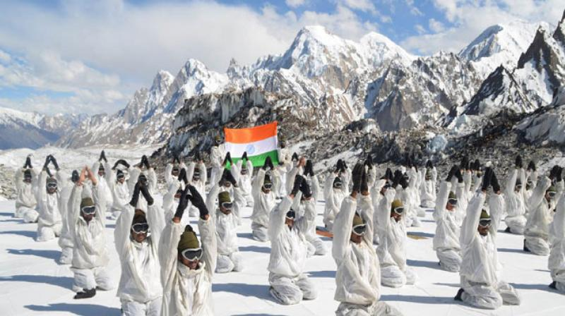 Indian Army at High Altitude