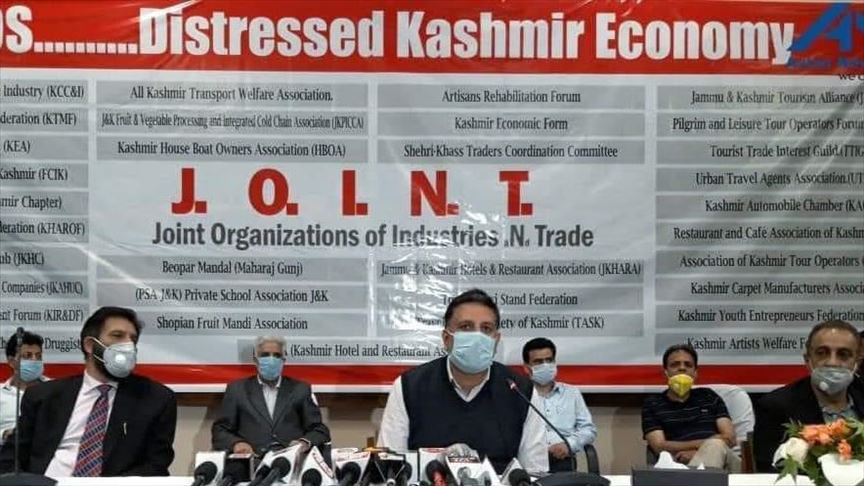 Kashmir 3000 days Of lockdown