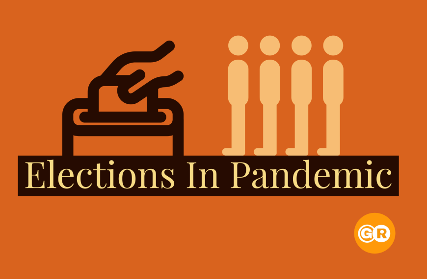 Covid-19: Does elections with ballot paper is an option?