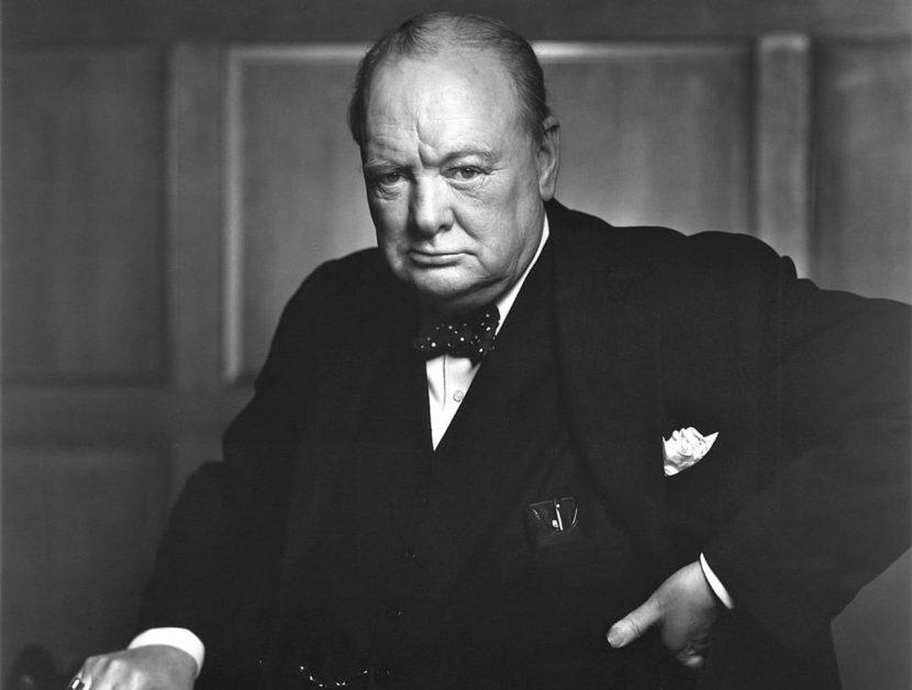 America George Floyd murdered Winston Churchill mahatma gandhi