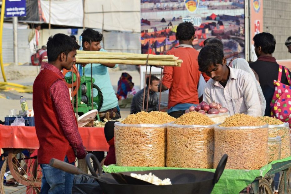 loan scheme launch for street vendors