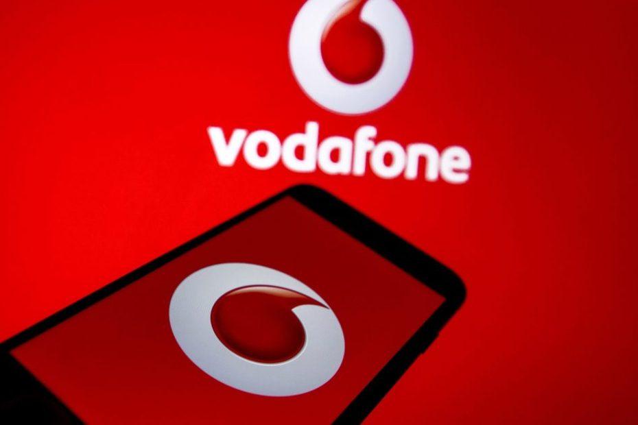 vodafone New Data Plans