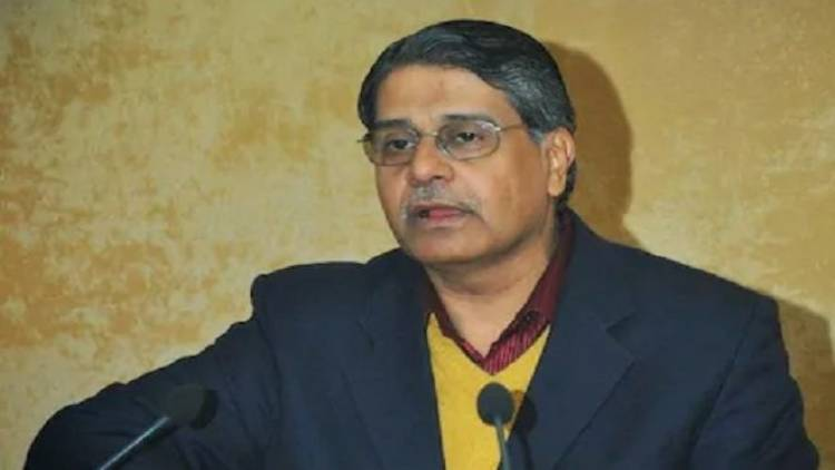 Jagdish Upasane chairman of Prasar Bharati Recruitment Board was the group editor of RSS 'Panchjanya'