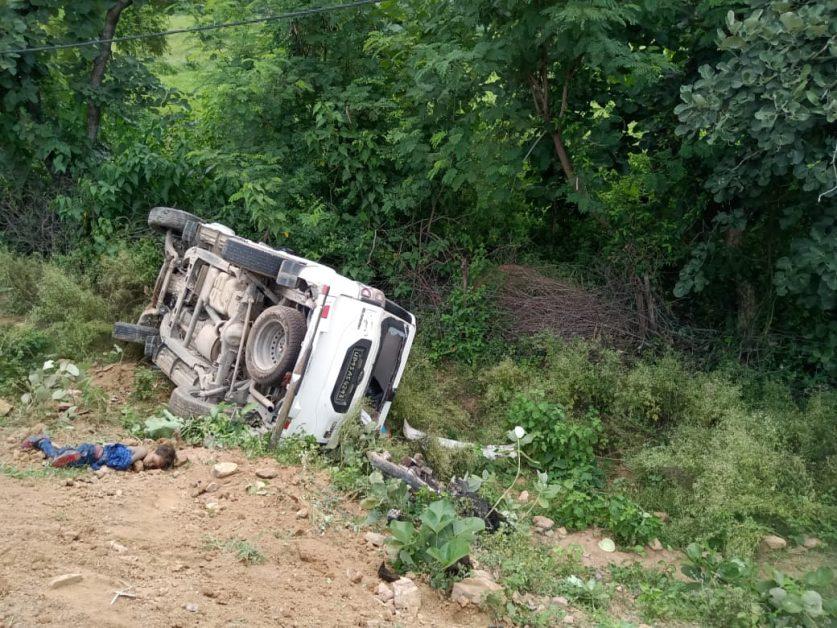 Madhya Pradesh Chhatarpur district 8 people killed in road accident