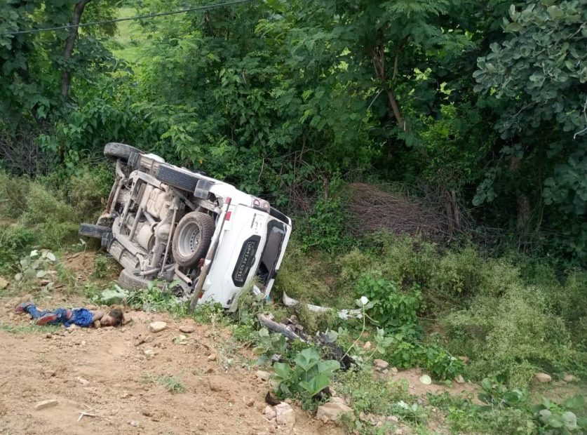 Madhya Pradesh Chhatarpur district 8 people killed in road accident