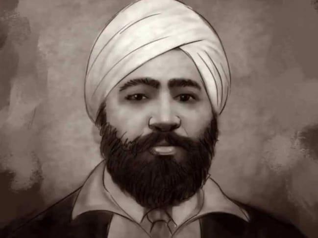 Ram Mohammed Udham remembering Jallianwala Bagh