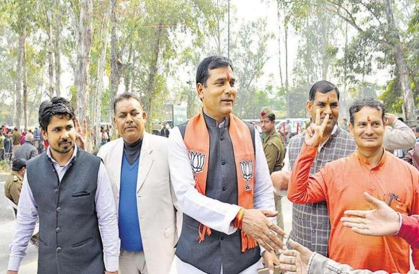 भाजपा विधायक ने सीधी चेतावनी देते हुए कहा- बकरीद पर नहीं होने देंगे क़ुर्बानी