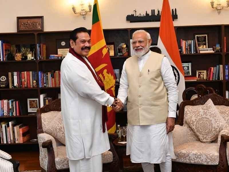 Who is Mahindra Rajapaksa