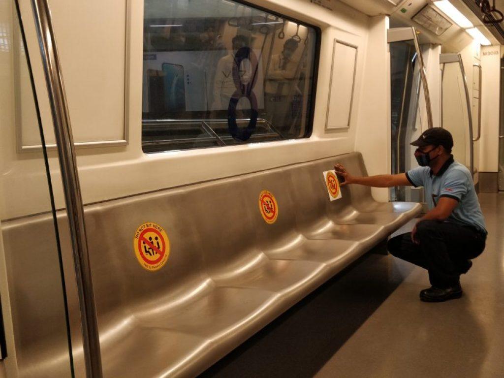 कब शुरु होगी दोबारा दिल्ली मेट्रो