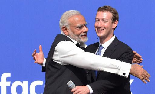 Facebook promotes hate speech of BJP leaders