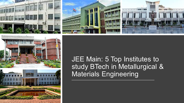 BTech in Metallurgical & Materials Engineering