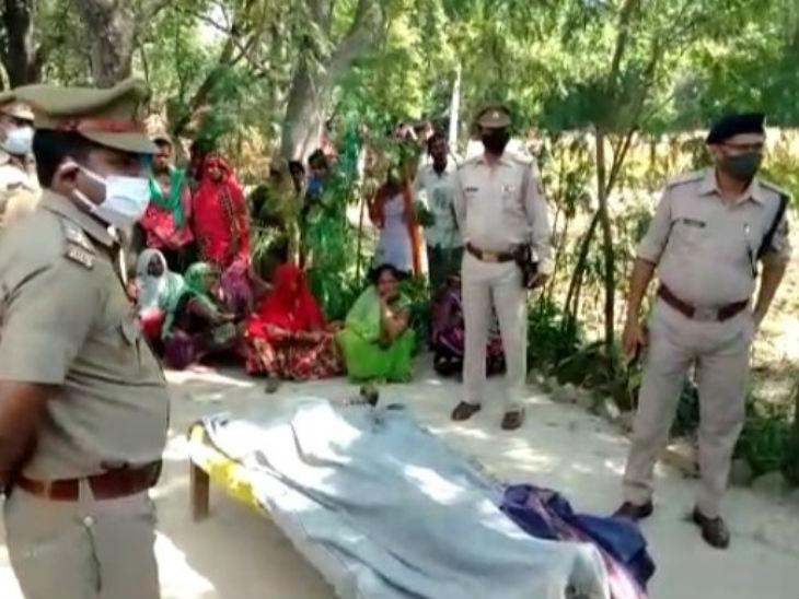 Dalit burnt-alive-in- in-amethi-uttar-pradesh