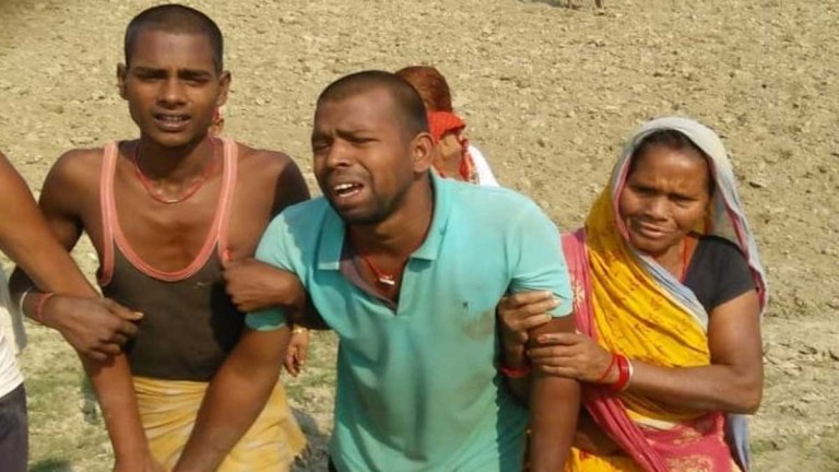Bihar Bhagalpur, boat filled with 125 people drowned in Ganga, 5 dead, many missing