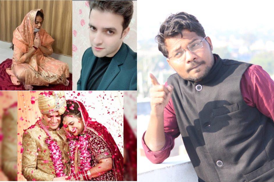 IAS Tina Dabi-Aamir Athar Khan Divorce: Prashant Kanojia raging on Hindu Mahasabha for telling Love Jihad, said she is an IAS