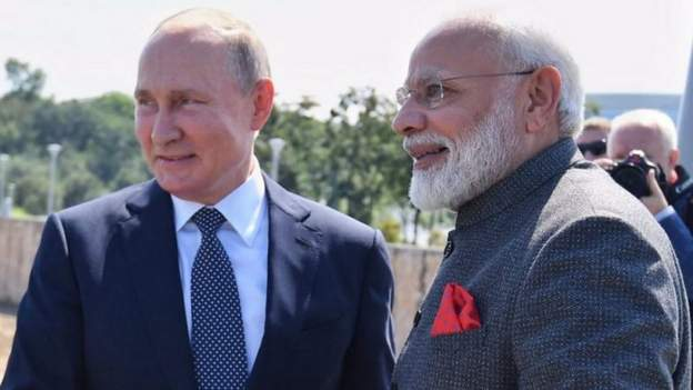 India should not be disturbed by our relations with Pakistan: Russia