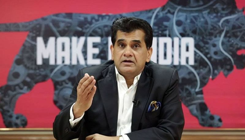 Google search Too much of democracy, Amitabh Kant, NITI Aayog CEO