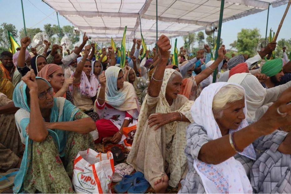किसान आंदोलन के समर्थन में राहुल गांधी का ट्वीट