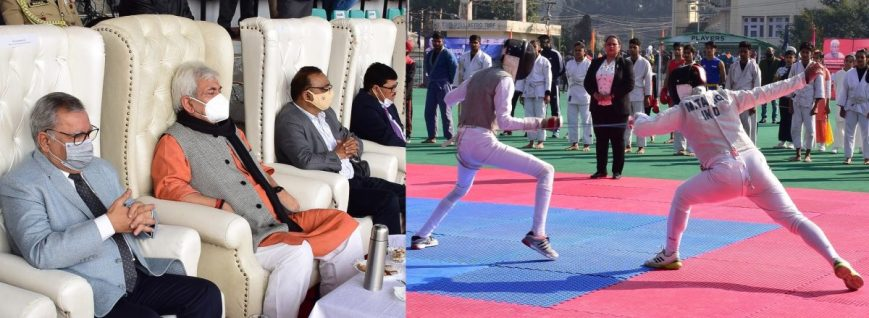 J&K heading towards becoming a sporting Power House: Lt Governor