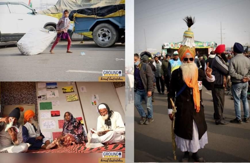 26 January Special: एक क्लिक में देखें किसान आंदोलन की 26 अनदेखी तस्वीरें
