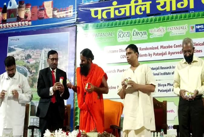 Did Baba Ramdev lie again? No traditional medicine cleared for COVID-19, says WHO